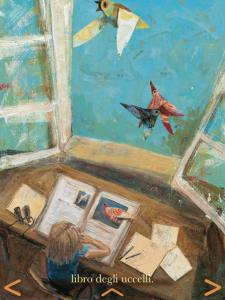 il volo dei fantavolieri editoria digitale albo illustrato gribaudo