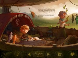storie e avventure nelle book app, editoria digitale