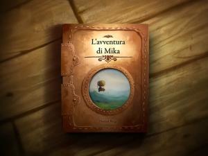 libro per bambini, mika va all'avventura con sua nonna
