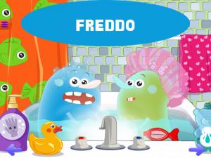 Slim Cricket kids, imparare le parole e loro contrari, freddo, caldo, pulito, sporco, blog recensioni app per bambini