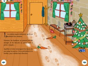 book app interattiva con lettura e suoni, imparare le lingue