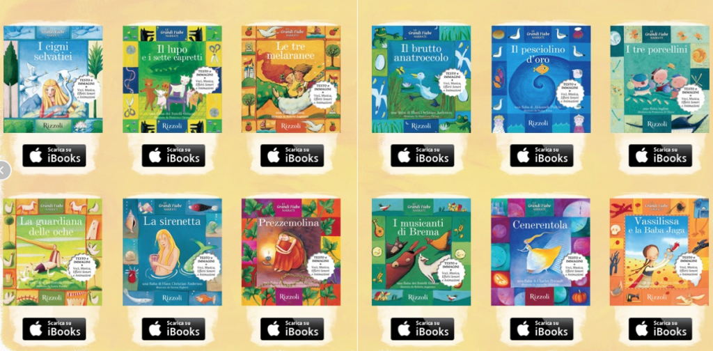 editoria digitale, libri per l'estate, favole per bimbi, storie antiche