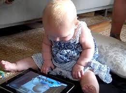 uso dell'ipad per bambini piccoli, blog specializzato in libri per bambini
