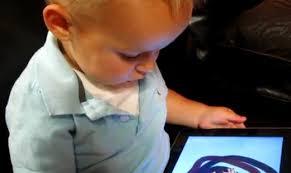 tablet per 0-2 anni, uso, utilizzo, editoria digitale