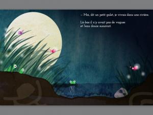 storia interattiva, lettura della buonanotte, avventura per trovare nuovi amici, editoria per bambini