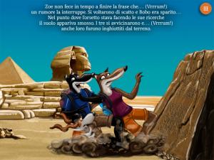 sito archeologico app micerino giza gheope