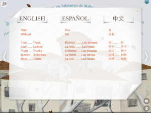 storia per imparare le lingue inglese per bambini cinese per bambini spagnolo