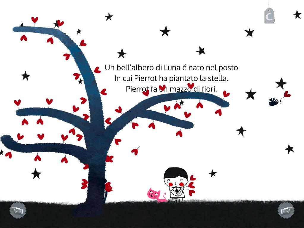 app interattiva per bambini, interattività, libro digitale, editoria digitale
