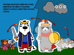 editoria interattiva per l'infanzia, albi illustrati interattivi, app ebraiche