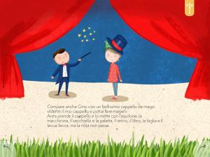 costume da principessa, mago, giochi per bambini, app di qualità per bambini piccoli