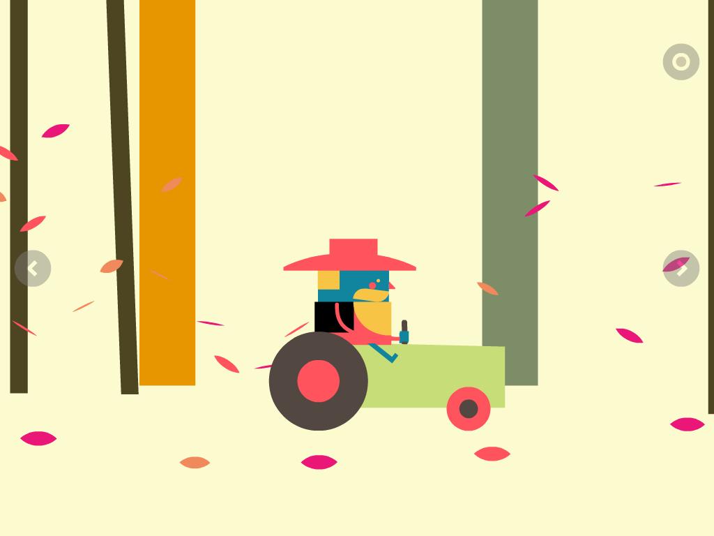 autunno nelle app per bambini, interattività e digitale,#lettura per la buonanotte