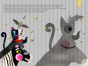 animali amici interattività per device, letteratura digitale