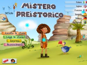 mistero preistorico app