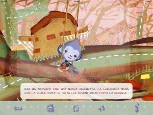 editoria digitale di qualità, bookapp interattiva di avventura