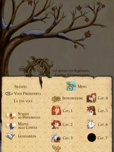 la contea delle sette lune magia e interattività